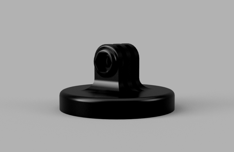 GoPro Flat Surface Magnetic Mount