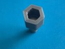Hex Adapter – Top View