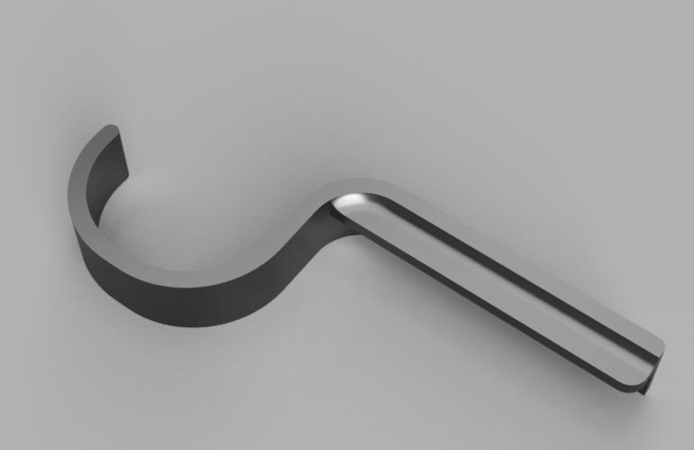 iMac 2013 Headset Mount
